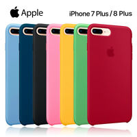 Funda Apple Silicone case de silicona para iPhone 7 Plus/8 Plus MMWF2ZM/A
