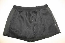 Nike Women's Court Mesh Skort 811932 010 Black/Charcoal Size Large