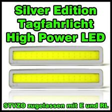 High Power 32 LED GRAU Tuning Tagfahrlicht Peugeot 309+306+307+1007+405+406+J5