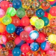 200 Palline rimbalzante JET 27mm Pinata Giocattolo Bottino. Unisex Compleanno/Party Bag Filler