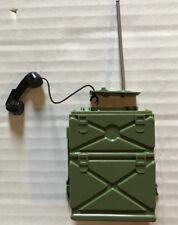 Rare Vintage 1964 Hasbro Green Field Radio / Phone Japan