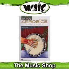 New Banjo Aerobics Music Tuition Book & CD