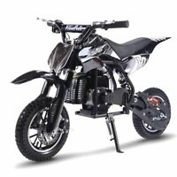 49cc 2-Stroke Gas Motorized Mini Dirt devil scooter Bike Pocket Bike Pit