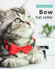 Cat Collar Elegant Bow Tie collar for Cats