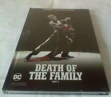 The Legends of Batman - Vol 24 DEATH OF THE FAMILY Part 2 Sealed - Eaglemoss -DC