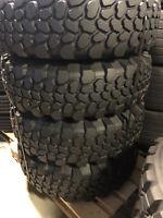 335 / 80R20 (12.5R20) Continental MPT81 Ruedas Completo Unimog Iveco Neumáticos