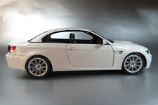 BMW M3 E93 Cabrio -- weiss -- KYOSHO -- 1:18