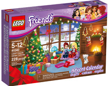 LEGO Friends Christmas Advent Calendar - Retired from 2014 - Set 41040