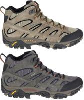 MERRELL Moab 2 LTR Mid Gore-Tex de Randonnée Chaussures Bottes pour Hommes