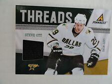 Steve Ott 2011/12  Panini Pinnacle Threads Jersey Card  PACK FRESH !!!!