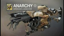 Destiny 2 anarchy 100% guaranteed on same week PS4 XBOX PC