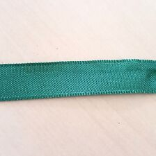 4m ruban satin turquoise - 6mm