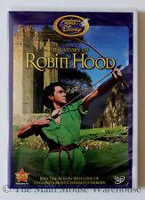 The Story of Robin Hood & His Merrie Men Wonderful World of Disney Movie on DVD