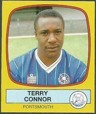 PANINI FOOTBALL 88-#228-PORTSMOUTH-TERRY CONNOR