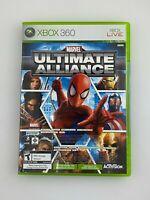 Marvel: Ultimate Alliance / Forza Motorsport 2 - Xbox 360 Game - New Sealed