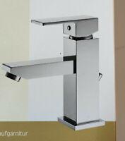Waschbeckenarmatur Wasserhahn Waschtischarmatur Einhebelmischer Badarmatur Chrom