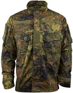 TACGEAR Kommando Feldbluse, flecktarn, Gr. S/M/L