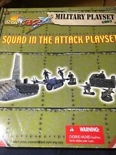 Ultimate Soldier 1/32 scale Squad in the Attack Playset New Unopened cool