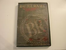 BATTLE ROYALE SPECIAL EDITION --      DVD