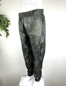 NikeLab Made In Italy Woven Graphic Trousers Size Medium