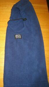 Head Sokz by Gotta Go Dark Blue Fleece Head & Neck Warmer. Made In USA