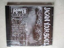 CD Jackin your Beatz power 106 Hip hop lives   /U9