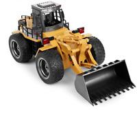 RC Car 6CH 1/18 Trucks Bulldozer Charging RTR Remote Control Trucks For Kids New
