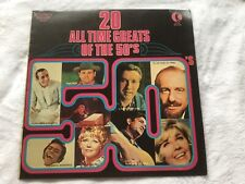 New listing 20 All Time Greats Of The 50's Vinyl