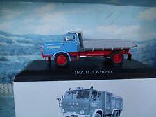 1/43 ATLAS  IFA H6 dump truck