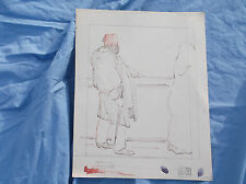 A Collection of Jean-Emile Laboureur, 4 Drawings, 2 Prints