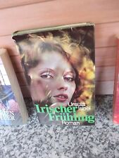 Irischer Frühling, ein Roman von Ursula Isbel, aus dem Friedrich Pustet Verlag
