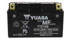 Batería Moto Yuasa TTZ10S con Ácido a Kit 12V 9,1Ah 190A 150x87x94mm 3500g