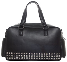 Sourpuss Studded Punk Emo Rockabilly Baby Child Diaper Bag Handbag Purse SPDB9