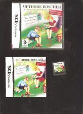 Rarissime !!! LA METHODE BOSCHER : Jeu Indispensable aux Tout Petits. DS/2DS/3DS
