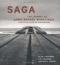 Saga: The Journey of Arno Rafael Minkkinen, Arno Rafael Minkkinen, 081185146X, B