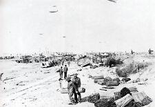 6x4 Gloss Photo ww755 Normandy D-Day Jb Juno Beach Plage Beach