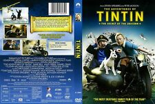 The Adventures of TINTIN *The Secret Of The Unicorn* (DVD-2012,1-Disc) Region 3*