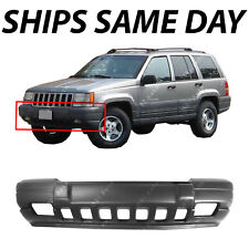 NEW Textured - Front Bumper Cover for 1996-1998 Jeep Grand Cherokee Laredo 96-98