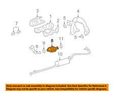 TOYOTA OEM 95-00 Tacoma 3.4L-V6-Catalytic Converter 1845007020
