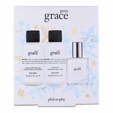 Philosophy Pure Grace Mini 3 pc Set