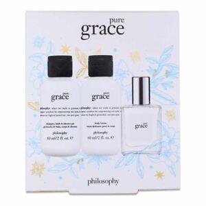 Philosophy Pure Grace Mini 3 Teile Set