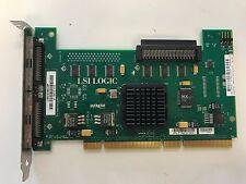 LSI LOGIC  272653 HP ULTRA 320 PCI SCSI CONTROLLER CARD