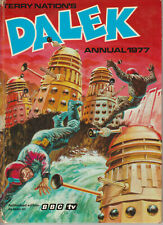 RARE: Dalek Annual 1977. Doctor Who. % to charity do!