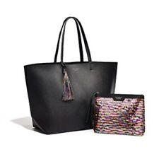 NWT Victoria's Secret Black Friday 2016 Limited Edition Tote & Mini Sequin Bag