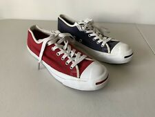 "Rare ""Sample� Converse Jack Purcell Men's 5 Sneakers Canvas Running Shoes"