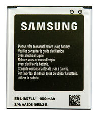 Original Samsung Galaxy 1500 mAh Battery EB-L1M7FLU for S3 Mini i8190