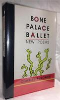 1997 CHARLES BUKOWSKI BONE PALACE BALLET NEW POEMS FINE CONDITION