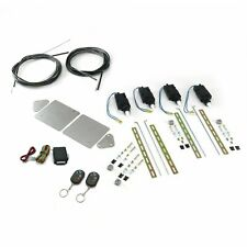 Universal Bolt On Shave Door Kit with Remote AutoLoc AUTSVBCBK8 muscle street