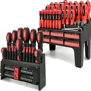 50 Or 100pc Dekton Screwdriver Set Home DIY Tool Kit Repair Precision Hand Tools