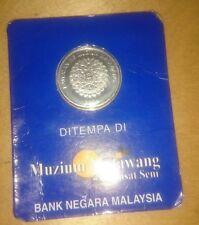 Malaysia Bank Negara Token 2004 Muzium Matawang Tamda Ingatan